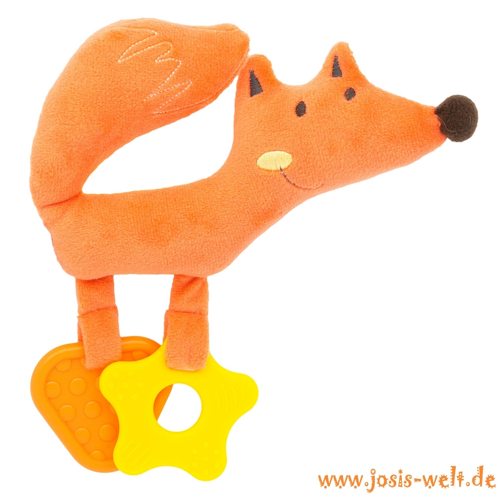 Windeltorte Fuchs orange mit Windelbaby